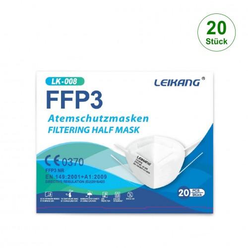 Leikang FFP3 NR Filtering Half Mask